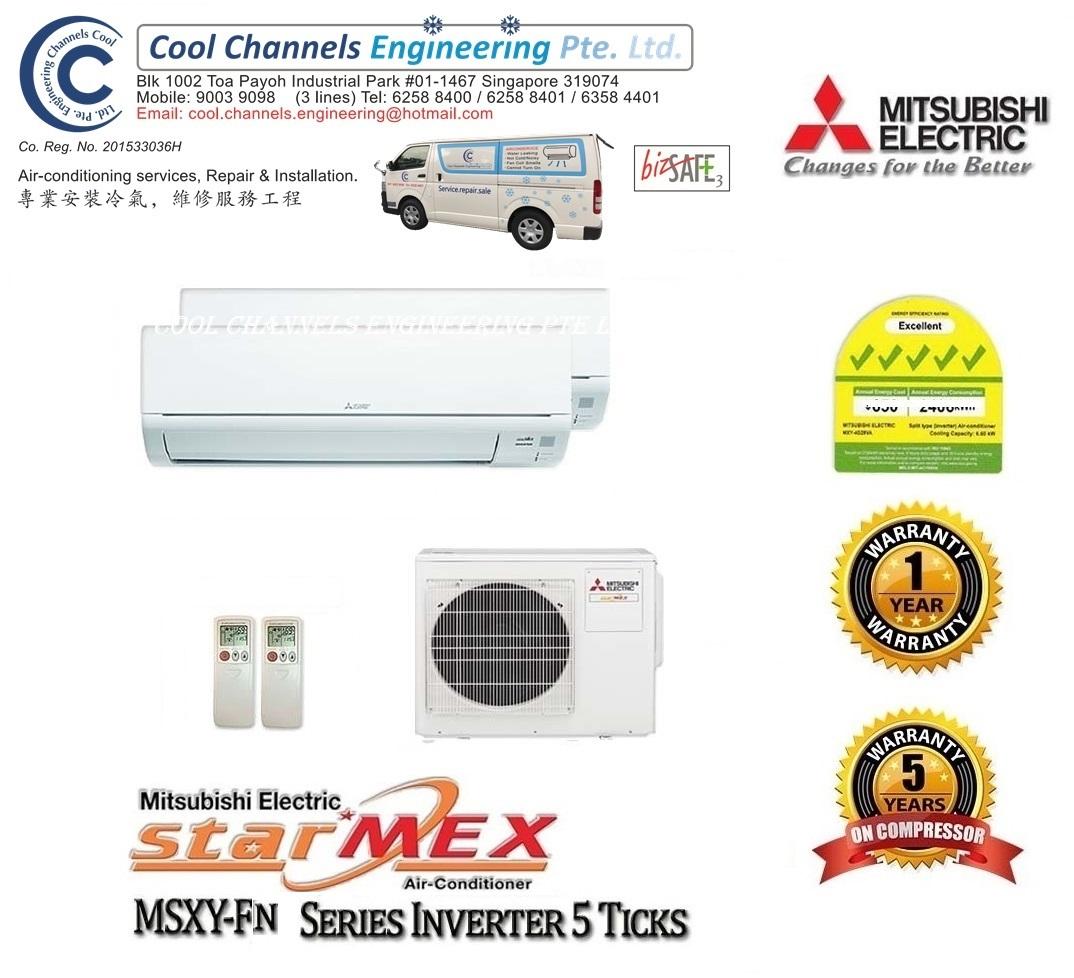Mitsubishi StarMex System 2