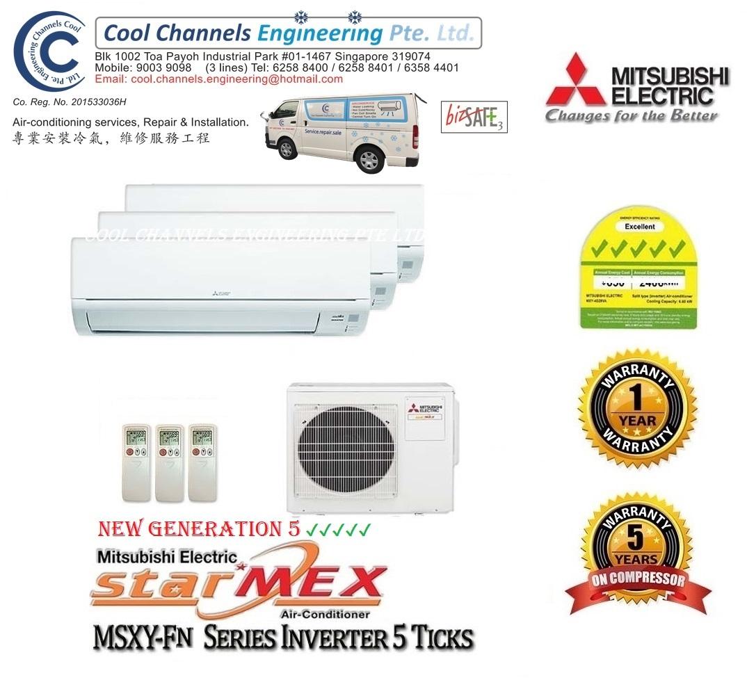Mitsubishi StarMex System 3