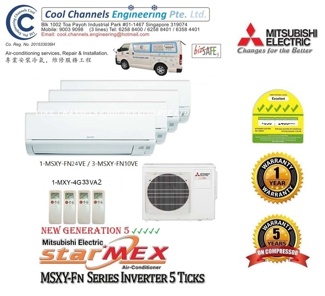 Mitsubishi StarMex System 4