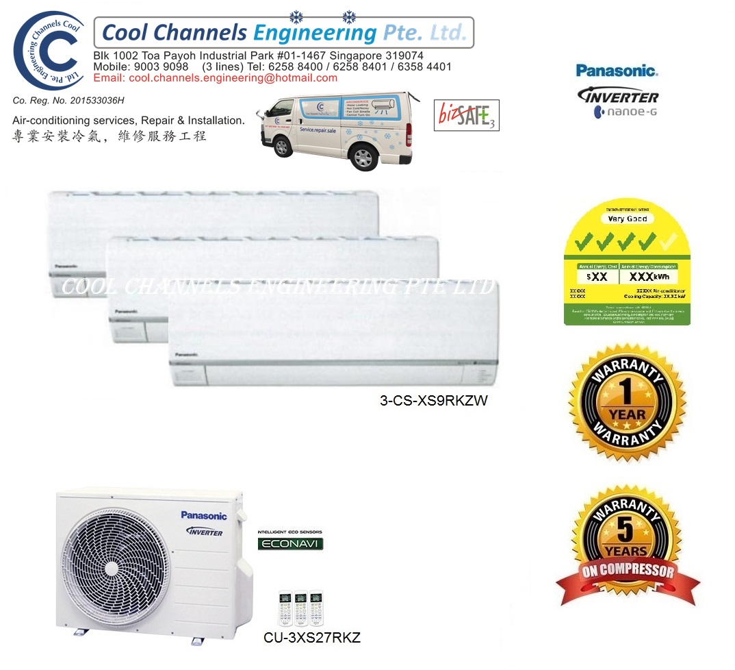 Panasonic Inverter System 3